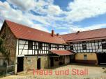 Haus und Stall